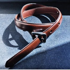 Coach Genuine Leather belt
